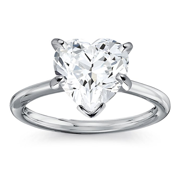 Diamantring herz  Diamantringe & Brillantringe günstig online kaufen - Queen Diamond ...
