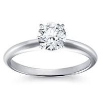 1 karat diamant ring