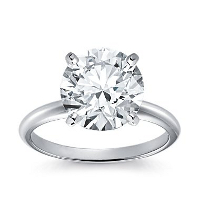 Diamantringe weißgold  Diamantringe & Brillantringe günstig online kaufen - Queen Diamond ...