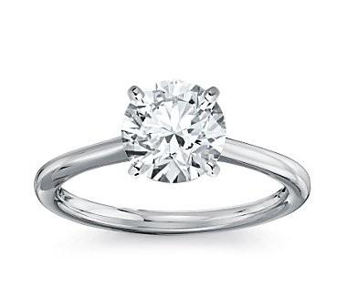 The Great 1884 - 2,00 ct Diamantring in Weißgold