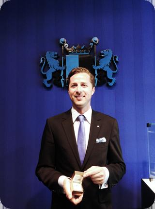 Tobias van den Bosch